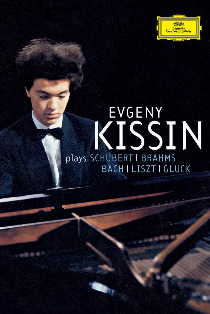 Kissin: Bach, Liszt, Schubert, Brahms, Gluck 0044007344028