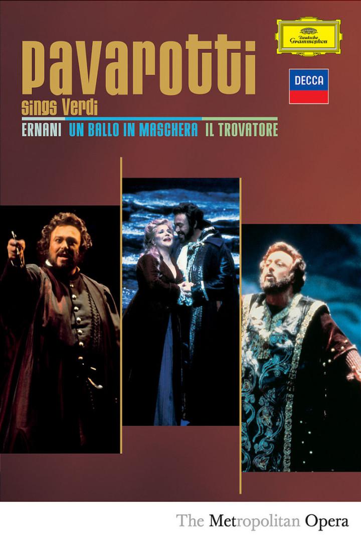 Pavarotti sings Verdi 0044007344589