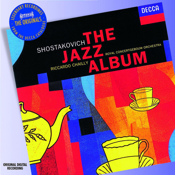 Shostakovich: The Jazz Album 0028947599834