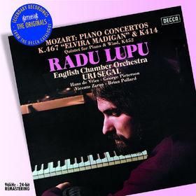 The Originals, Mozart: Piano Concertos Nos.12&21 etc, 00028947599876