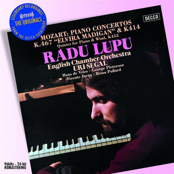 Mozart: Piano Concertos Nos.12 & 21 etc 0028947599878