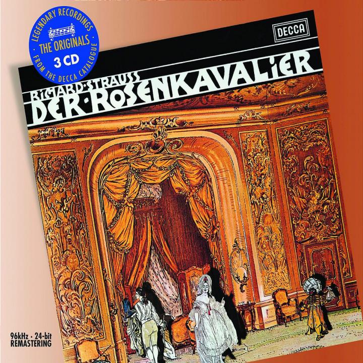 Strauss, R.: Der Rosenkavalier 0028947599889