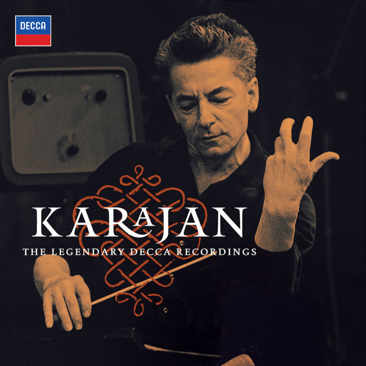 Karajan: The Legendary Decca Recordings 0028947801555