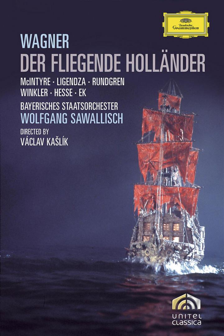 Wagner: Der fliegende Holländer 0044007344338