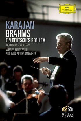 Gundula Janowitz, Brahms: Ein Deutsches Requiem, op.45, 00044007343982