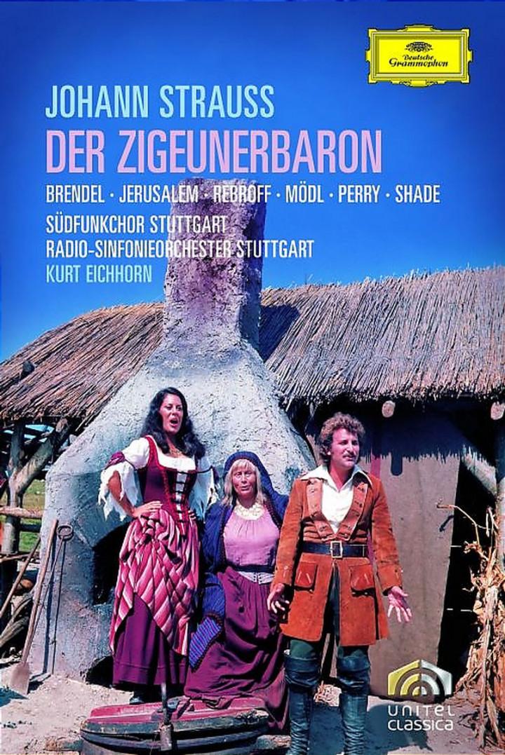 Strauss, J.: Der Zigeunerbaron 0044007344372