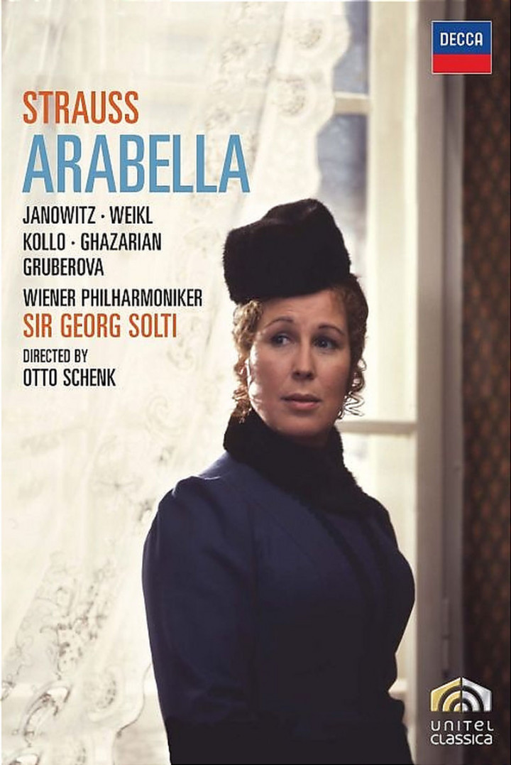 Strauss, R.: Arabella 0044007432552