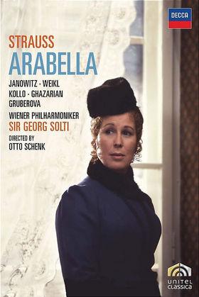 Gundula Janowitz, Strauss, R.: Arabella, 00044007432556