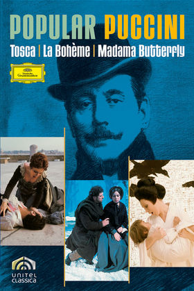 Puccini: La Bohème / Madama Butterfly / Tosca, 00044007344170