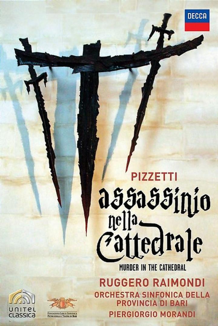 Pizzetti: Assassinio nella Cattedrale 0044007432530