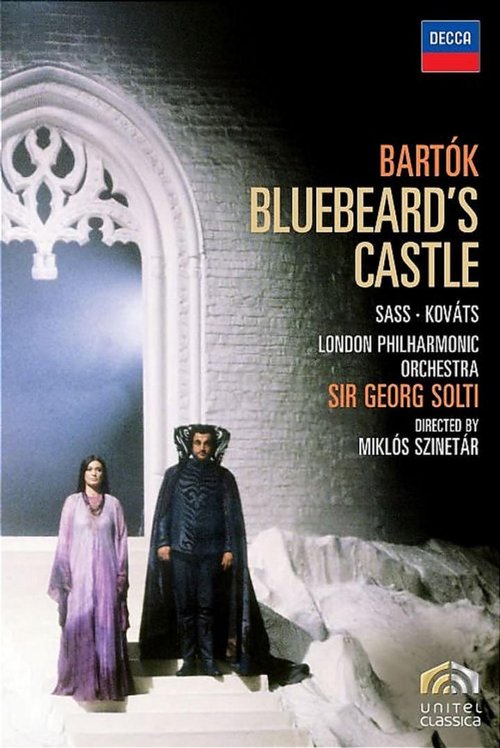 Bartok: Bluebeard's Castle 0044007432541