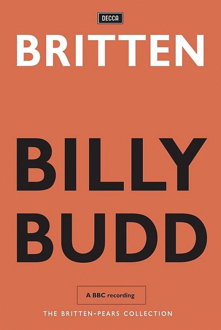 Britten: Billy Budd 0044007432563