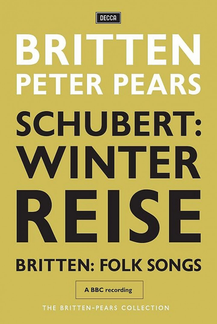Schubert: Winterreise 0044007432574