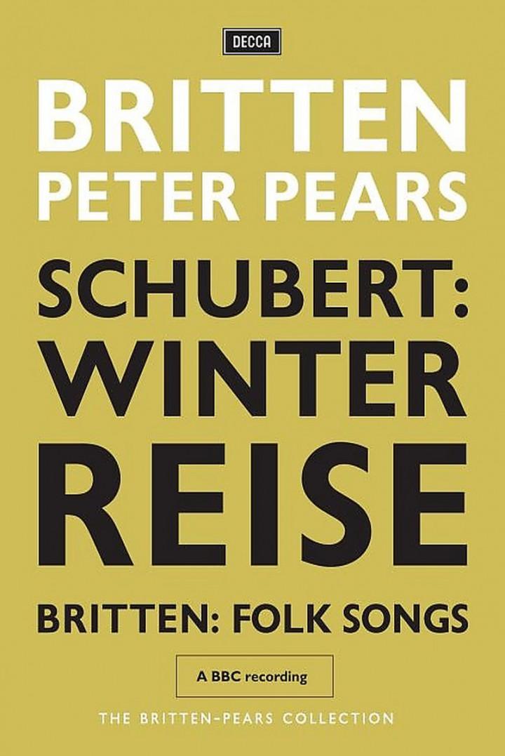 Schubert: Winterreise 0044007432574