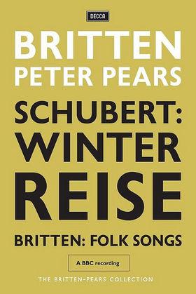 Benjamin Britten, Schubert: Winterreise, 00044007432570