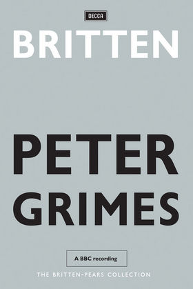 Benjamin Britten, Britten: Peter Grimes, 00044007432617