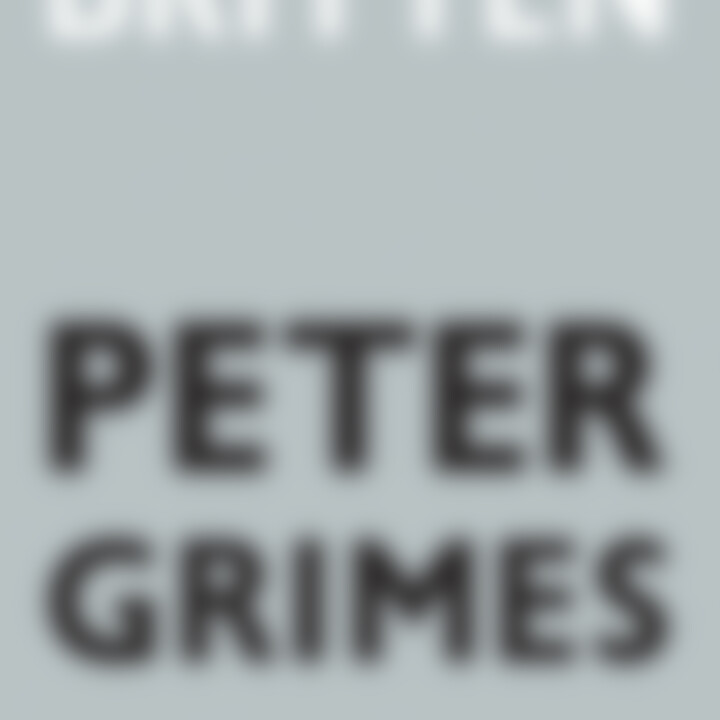 Britten: Peter Grimes 0044007432611