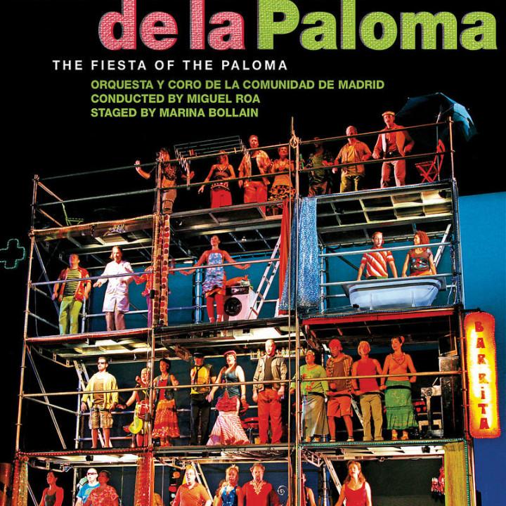Bretón: La Verbena de la Paloma 0044007432622