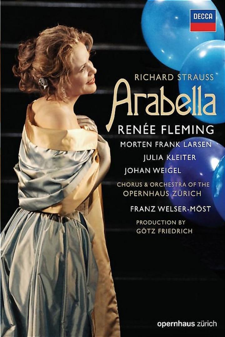 Strauss, R.: Arabella 0044007432633