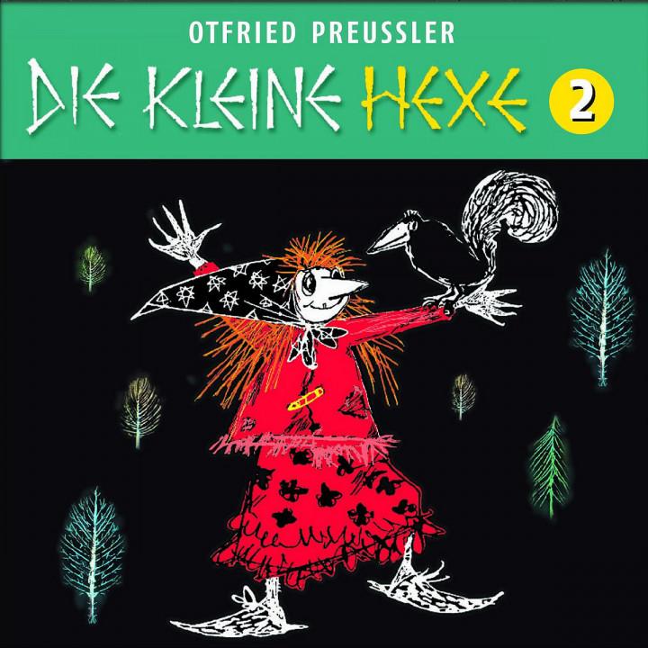 02: Die kleine Hexe (Neuproduktion) 0602517446649
