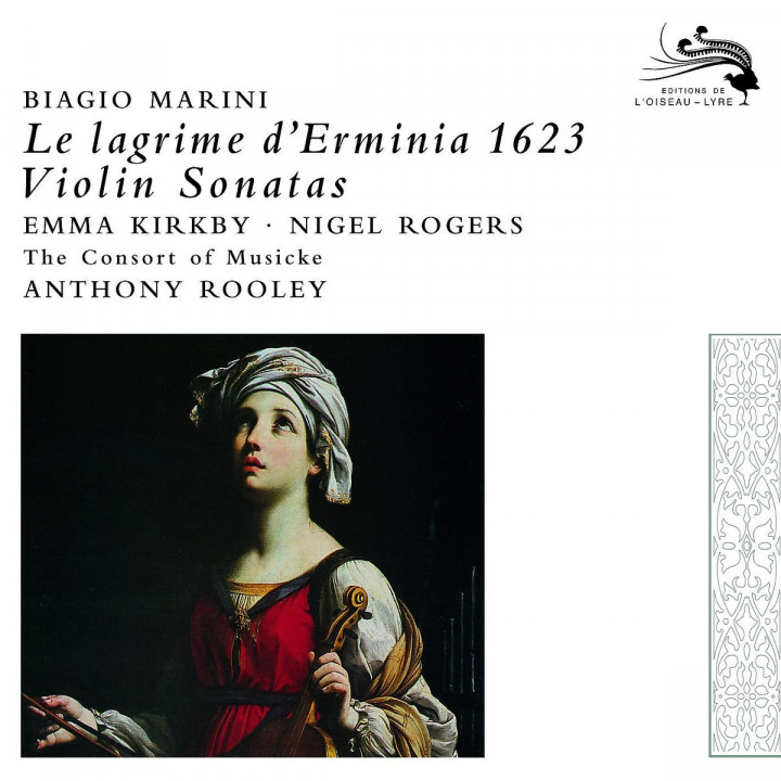 Marini: Le Lagrime d'Ermina 0028947800200