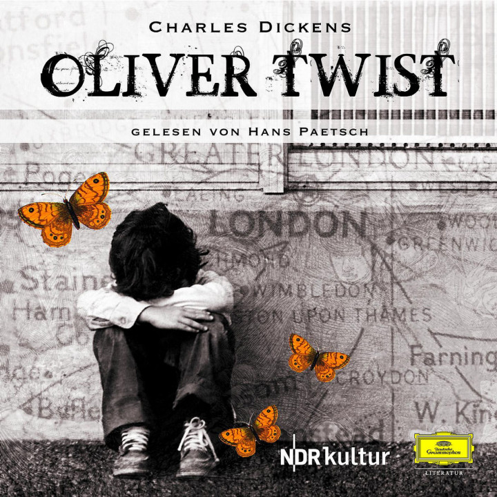 Charles Dickens: Oliver Twist 0602517553112