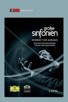 Focus Edition - Große Sinfonien, 00028948006854