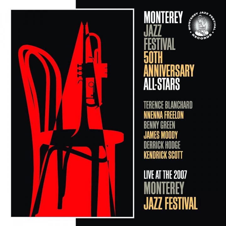 Monterey Jazz Festival 50th Anniversary All-Stars: Live 2007 0888072304332