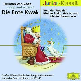 Herman van Veen, Die Ente Kwak, 00042288237648