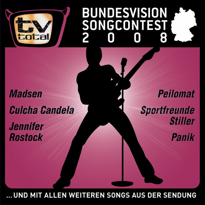 Bundesvision Songcontest 2008 0042288238506