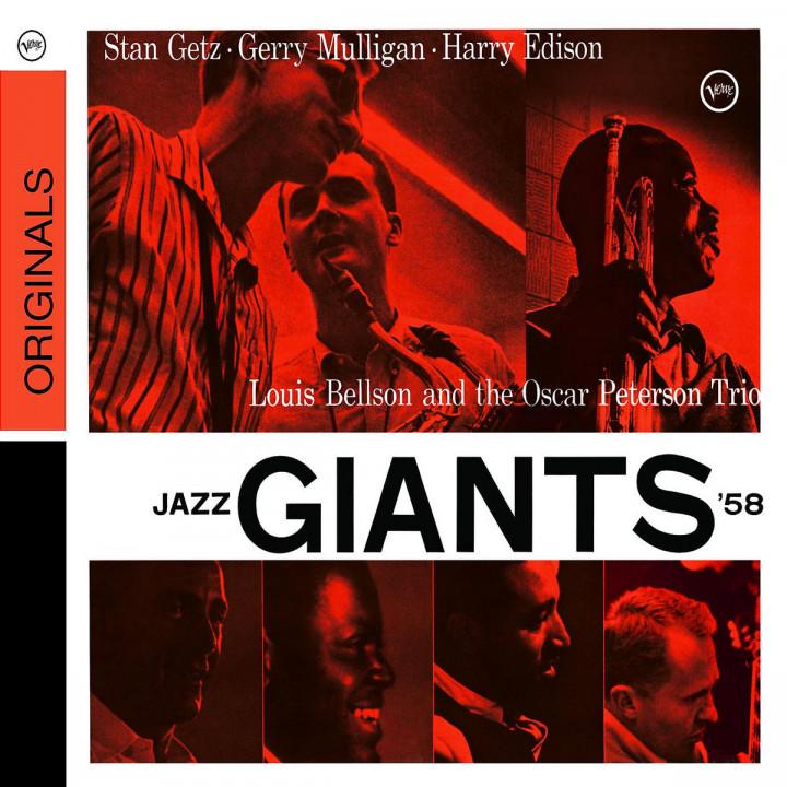 Jazz Giants '58 0602517621329