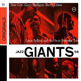 Stan Getz, Jazz Giants '58, 00602517621329