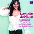 Danielle de Niese, Handel: Arias, 00028947587460