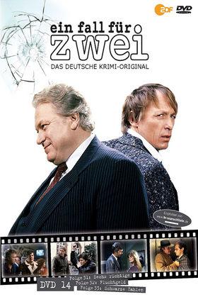 Ein Fall für Zwei, DVD 14, 04032989601530