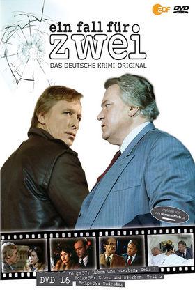 Ein Fall für Zwei, DVD 16, 04032989601554