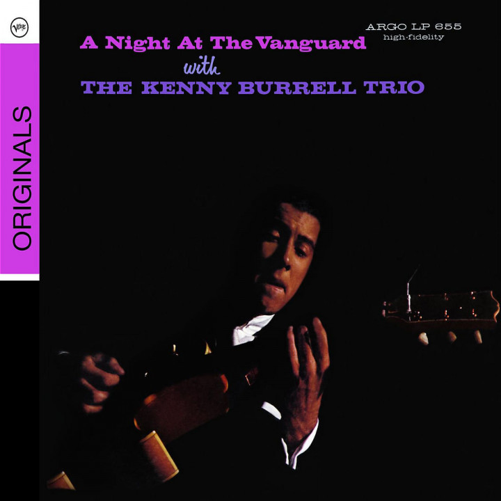 A Night At The Vanguard 0602517613535