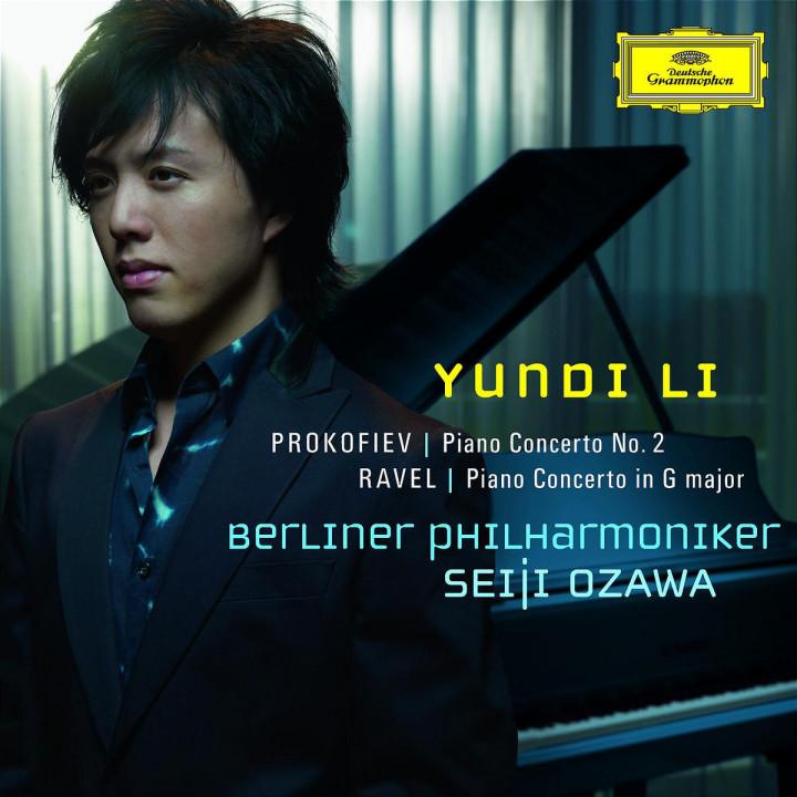 Prokofiev: Piano Concerto No. 2 in G minor, Op.16, Ravel: Piano Concerto in G major 0028947765936