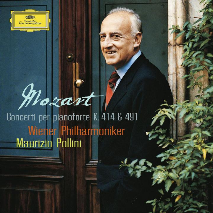 Mozart Klavierkonzert KV 414, KV 491