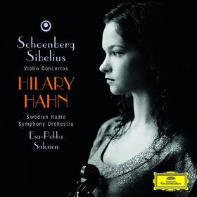 Hilary Hahn, Schoenberg: Violin Concerto / Sibelius: Violin Concerto op.47, 00028947773467