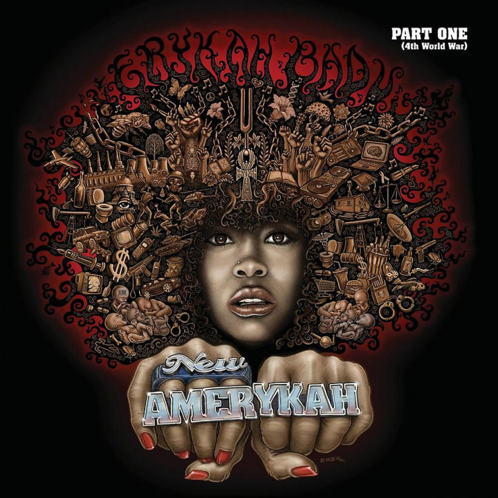 New Amerykah Part One (4th World War) 0602517621879