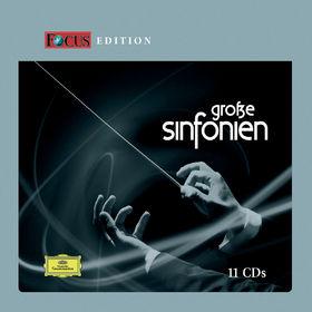 Staatskapelle Dresden, Focus Edition - Große Sinfonien, 00028948007820