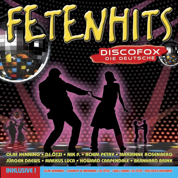 Fetenhits Discofox - Die Deutsche 0600753070792