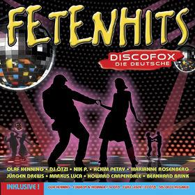 FETENHITS, Fetenhits Discofox - Die Deutsche, 00600753070796
