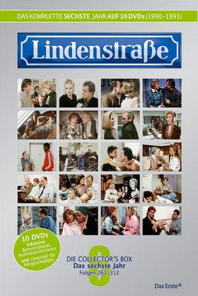 Lindenstraße, Lindenstraße Collectors Box Vol. 6 - Das 6. Jahr, 04032989601578