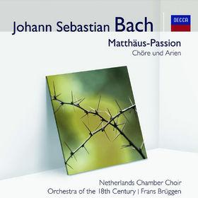 Audior, Bach: Matthäus Passion - QS, 00028948001989
