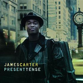 James Carter, Present Tense, 00602517584495
