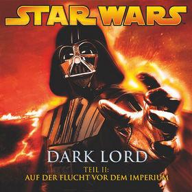Star Wars, Dark Lord (Teil 2) - Auf der Flucht vor dem Imperium, 00602517177437
