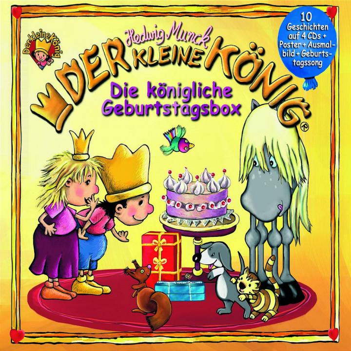 Die königliche Geburtstagsbox 0602517650741