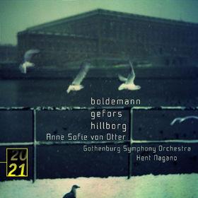 Anne Sofie von Otter, Boldemann / Gefors / Hillborg, 00028947774396