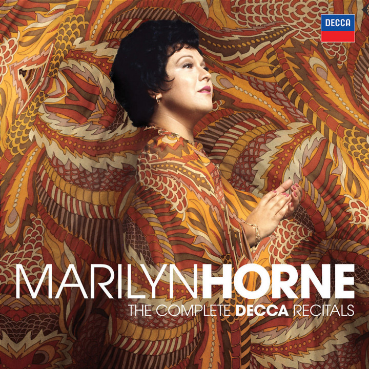 Marilyn Horne: The Complete Decca Recitals 0028947801658